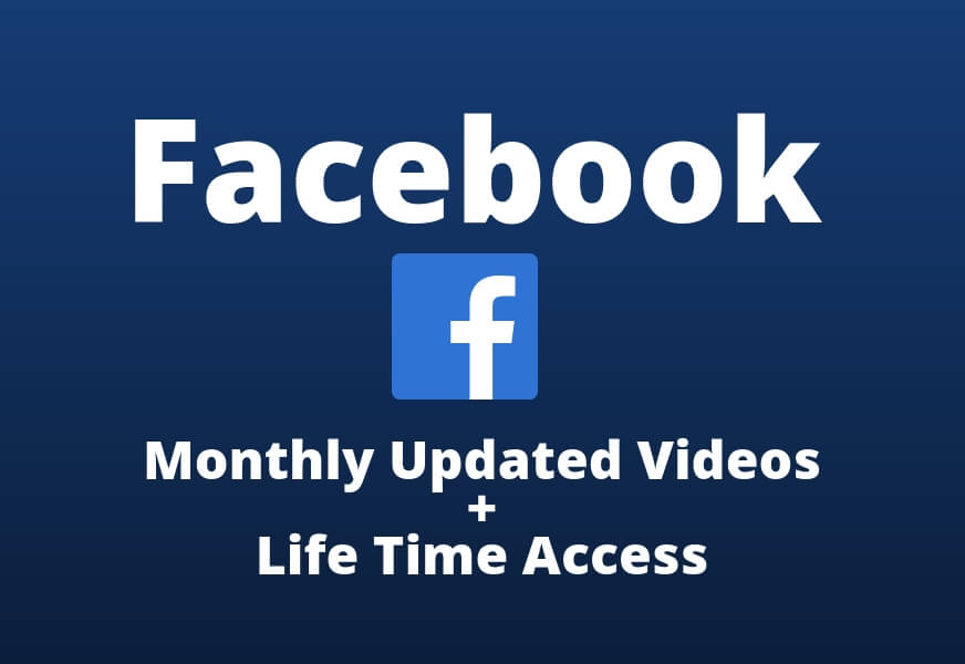 Make money with Facebook  (Live Course 10,000 Tk. & Video Course 5,000 Tk.)