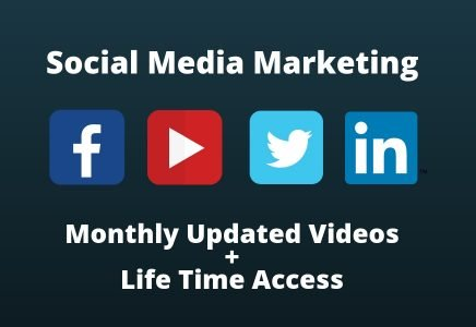 Social Media Marketing (SMM) Advance Course (Live Course 20,000 Tk. & Video Course 10,000 Tk.)