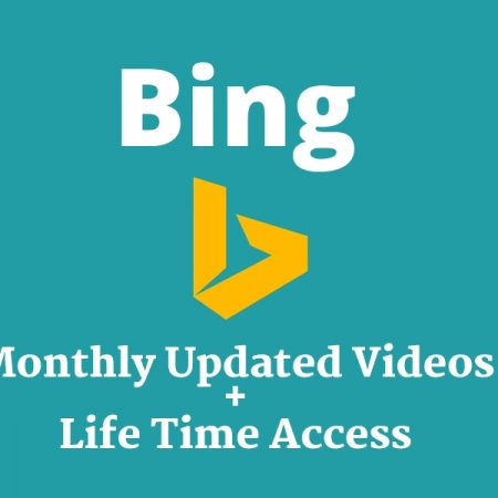 Advanced training in Bing ads Marketing  (Live Course 20,000 Tk. & Video Course 10,000 Tk.)