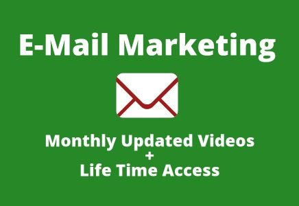 Make money with Email Marketing Advanced Course  (Live Course 20,000 Tk. & Video Course 10,000 Tk.)