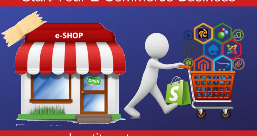 Start your eCommerce business now
